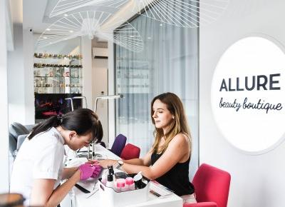 W TROSCE O SKÓRĘ - ZABIEGI KOSMETYCZNE ALLURE BEAUTY BOUTIQUE | MAKES IT SIMPLE
