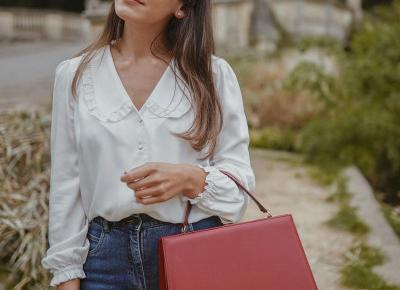 VINTAGE AFFAIR AND MY CASUAL LOOK OF THE DAY