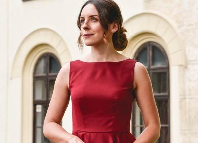 WEDDING SEASON - PERFECT DRESS FOR A GUEST   MAKES IT SIMPLE
