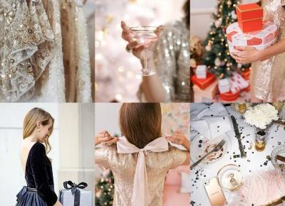 4TH DECEMBER - WHAT TO WEAR FOR A WORK CHRISTMAS PARTY   MAKES IT SIMPLE