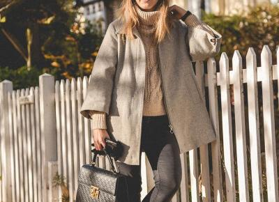 CASUAL DAY IN THE NEIGHBOURHOOD - LOOK OF THE AUTUMN | MAKES IT SIMPLE