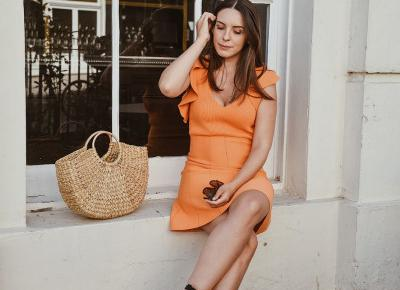 THE LOOK: IT IS NOT JUST ABOUT BLACK AND WHITE - MY PERFECT SUMMER DRESS