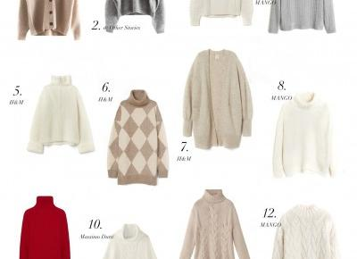SWEATER WEATHER: FINDING THE PERFECT KNITWEAR | MAKES IT SIMPLE