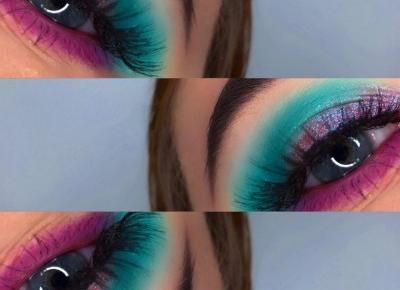 Makijaż oczu cieniami Freedomination firmy Nabla - alchemy,lotus,new heaven - MAKEUP JUNKIE