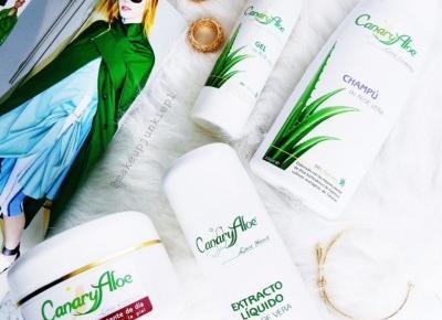 Wspaniałe właściwości Aloesu | Kosmetyki z Aloesem | Canary Aloe
