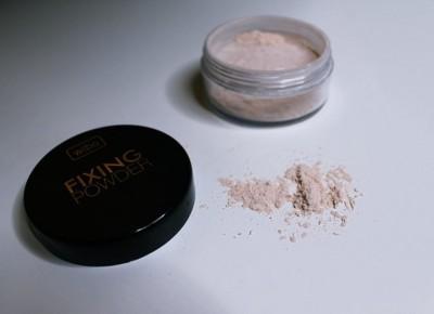 Wibo Fixing Powder - sypki puder utrwalający makijaż - MAKEUP JUNKIE