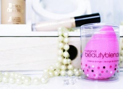 Beauty Blender - cudowna gąbka do nakładania makijażu - MAKEUP JUNKIE