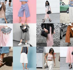 Spodnie typu culotte - hot or not?
