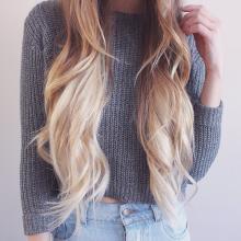 hairs | We Heart It