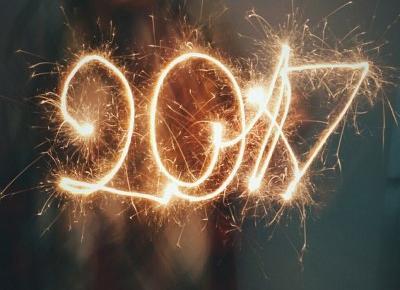 Podsumowanie roku 2017 - moja porażki, sukcesy, cele i osiągnięcia
