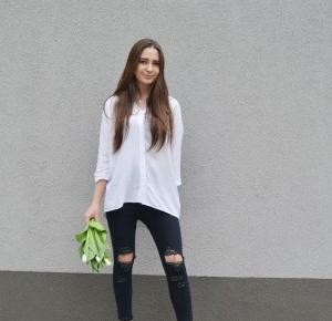 MALIOCE l Alicja Moskalik : WHITE TULIPS