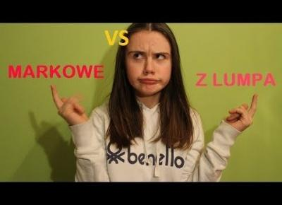 MARKOWE VS Z LUMPA || KaMaN girls