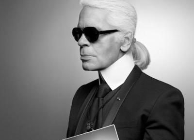Lagerfeld nie żyje - znamy przyczynę śmierci