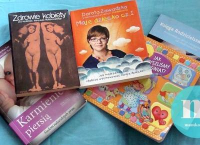 Kiedy przestać karmić piersią? Książki Ci powiedzą… – Mamkowo.pl – blogo-serwis dla rodziców