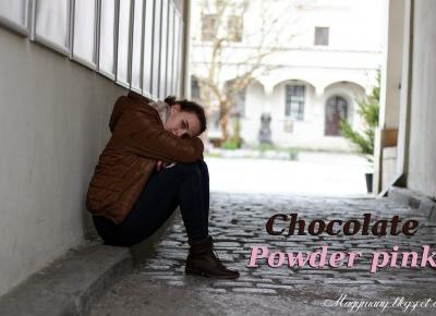 Różowa czekolada - Magymany