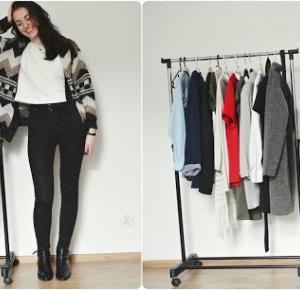 SimplyLife - Blog lifestylowy: nie mam się w co ubrać, czyli look of the day