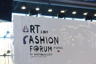 Do what you love: Art and Fashion Forum