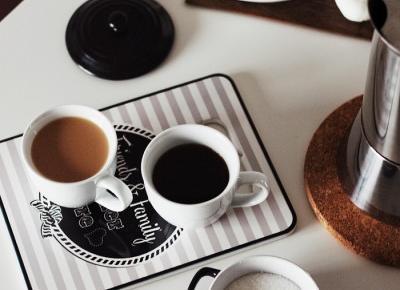 Kawa - zwykły napój, czy styl życia?