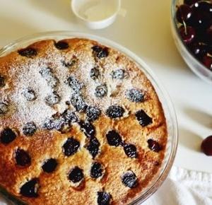 SimplyLife - Blog lifestylowy: Ciasto jogurtowe z owocami