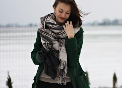SimplyLife - Blog lifestylowy: Winter Look of the day