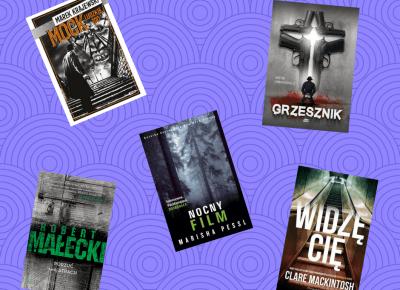 The Book Hothead: 5 nowości, na które warto zwrócić uwagę w sierpniu 2017