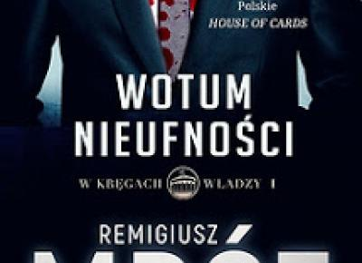 The Book Hothead: WYDAWNICZE NOWOŚCI #1: Styczeń