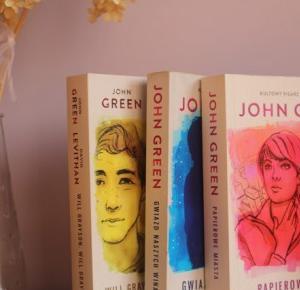 Trzy powieści || John Green
