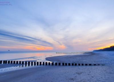 Ferie nad Bałtykiem - zimowy wyjazd kamperem
