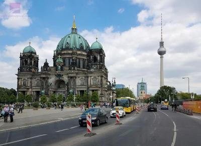 Kamperem do Berlina i Poczdamu - pomysł na krótką kamperową wyprawę