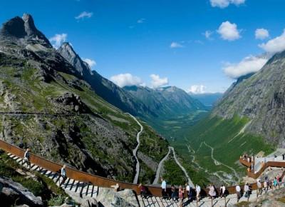 10 najpiękniejszych tras w zachodniej Norwegii - opisy, zdjęcia i filmy!