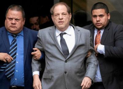 Harvey Weinstein jest WINNY w sprawie napaści seksualnej i gwałtu!