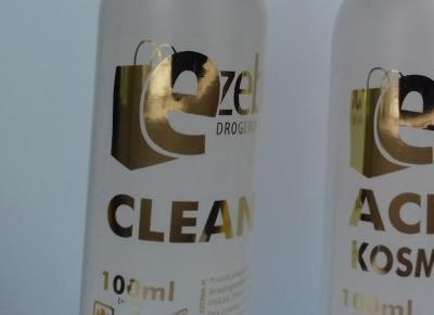 Aceton i Cleaner
