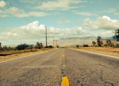 Droga jest długa!