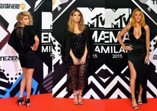 2015 MTV European Music Awards - kto wyglądał najlepiej? | Say Hello