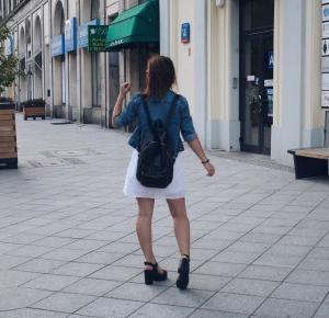 Hello Warsaw! | Marta Molendowska