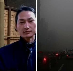Odkurzał powietrze. Ze smogu zrobil... cegłę.