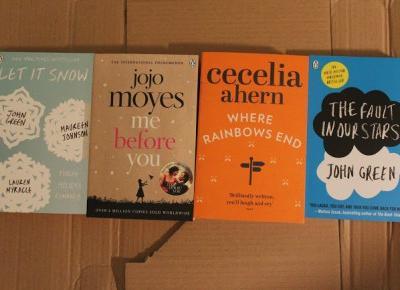 Anglojęzyczne książki | Unboxing
