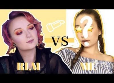 CHALLENGE: Odtwarzam makijaż z tutorialu Red Lipstick Monster