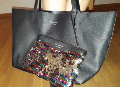Marrstyle: Black bag