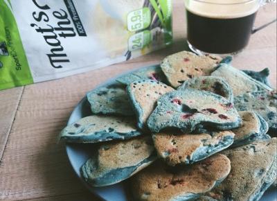 Niebieskie pancakes • Przepis • Martoszka lifestyle blog | Martoszka