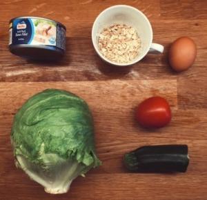 Drugie Śniadanie vol.1   klopsiki z tuńczyka - Martoszka