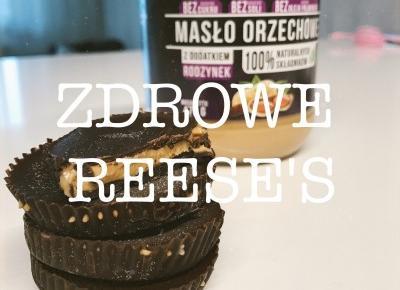 Zdrowe Reese's • Martoszka lifestyle blog | Martoszka