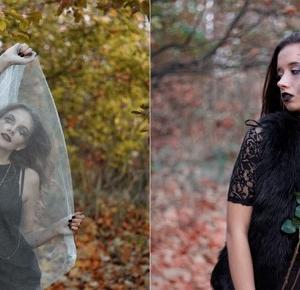 Łapacz Chwil fotografia: Come closer. Sesja z Michaliną i Moniką