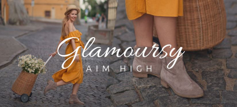 Glamoursy to polska marka obuwnicza, która promuje rzemieślnictwo i ekologię – Marta Rodzik