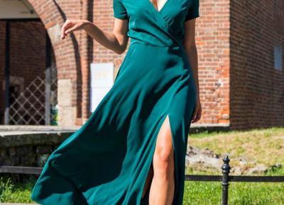 Sukienki na każdą okazję od polskiej marki Grandio – Marta Rodzik