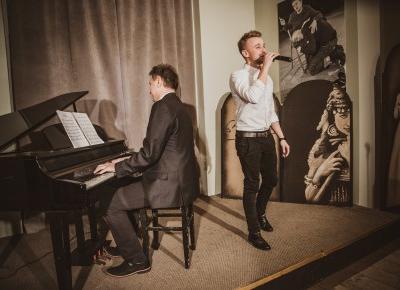 Dawid Skrzypczak o swojej pasji do muzyki – Marta Rodzik