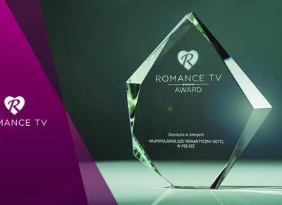 Statuetki Romance TV Award rozdane- jaki hotel okazał się tym romantycznym? – Marta Rodzik