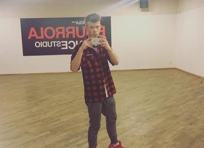 Andrzej Naziębło tanecznym krokiem do studia Egurrola Dance Studio. Praca pracą, ale pasję trzeba mieć – Marta Rodzik