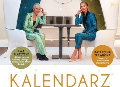 """Premiera kalendarza i licytacja kalendarza magazynu """"Bizneswoman&Life;"""" – Marta Rodzik"""