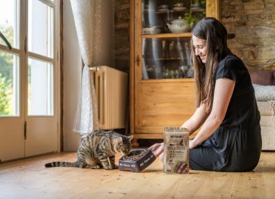 Fitmin polska marka skierowana dla zwierząt, które tak jak my chcą być fit – Marta Rodzik